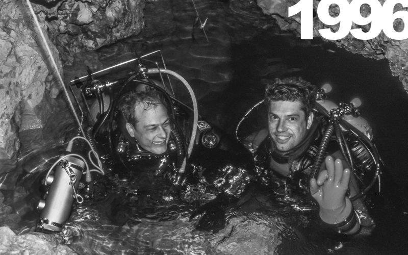Erfolgreicher Höhlentauchgang mit Jens Höhner