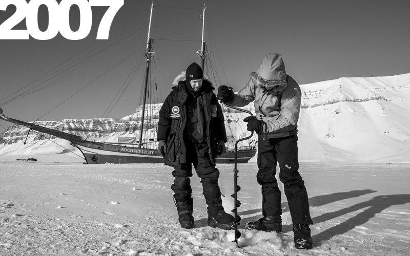 Klimaforschung auf Spitzbergen